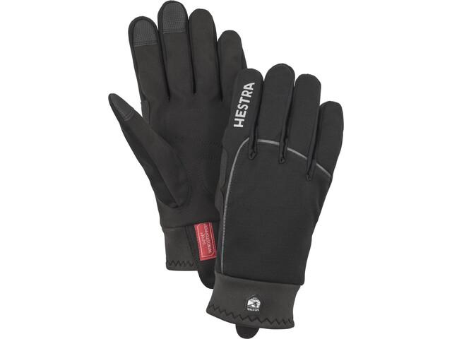 Hestra Bike WS Tracker Sr. 5 Finger Gloves black